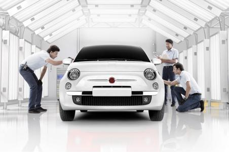 FIAT značkový autoservis